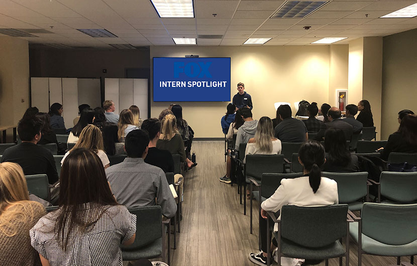 Fox Sports Internships Summer 2020.Students Your Resources Fox Careers
